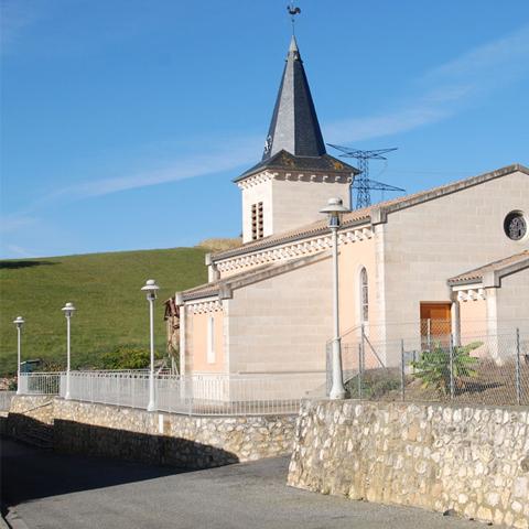 Commune de Cazarue