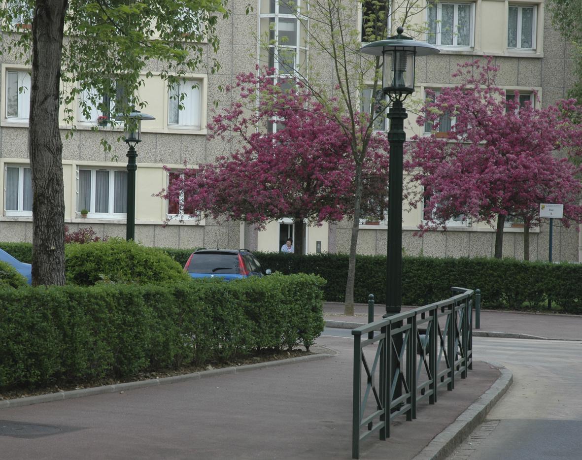 Quartier résidentiel Le Plessis Robinson